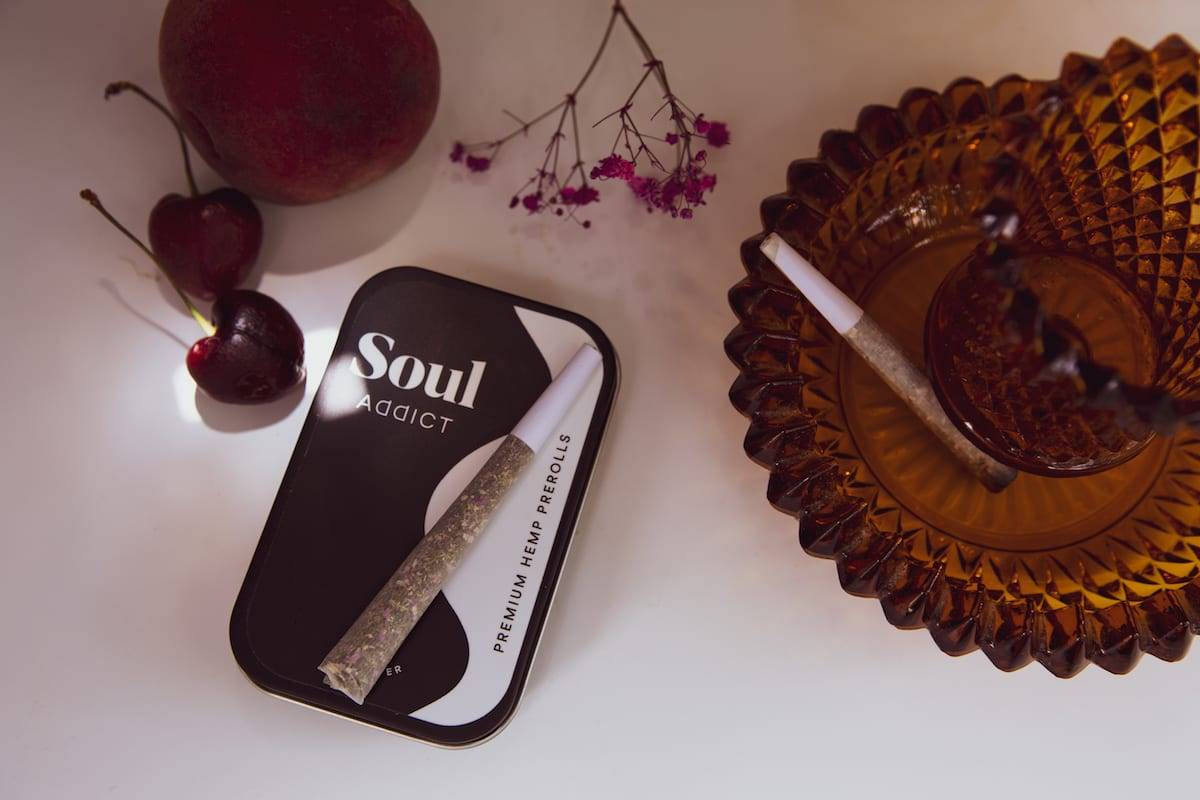 CBD Flower Prerolls | Soul Addict