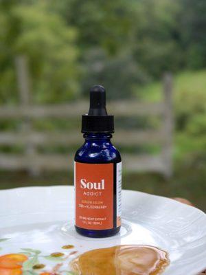 Soul Addict Elderberry + Manuka Honey