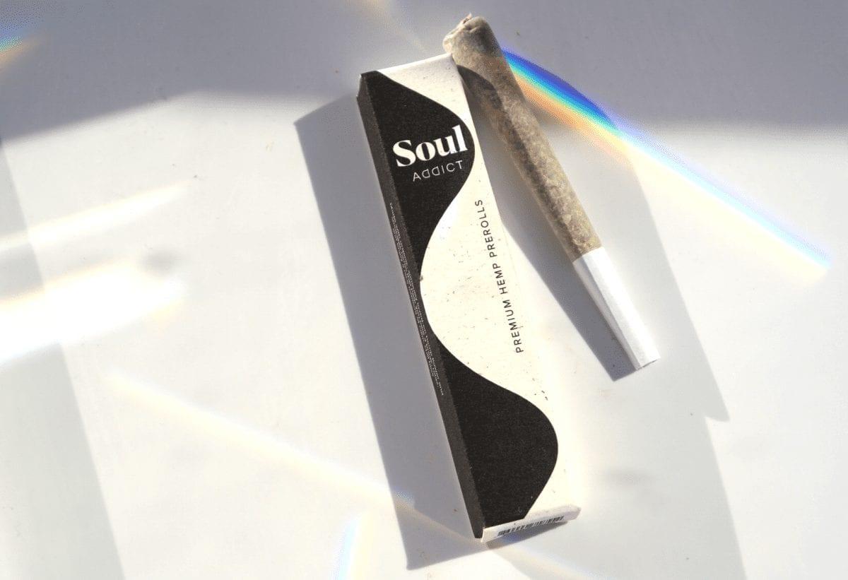 Soul AddIct Hemp Preroll